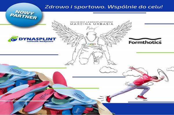 Zdrowo i sportowo. Wspólnie do celu z Akademia Lekkoatletyczna Marcina Urbasia